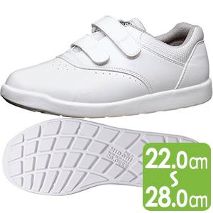 超軽量耐滑作業靴 ハイグリップ H−815 ホワイト
