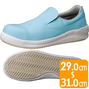 先芯入り超耐滑作業靴 ハイグリップスーパー NHS−600 ブルー 大
