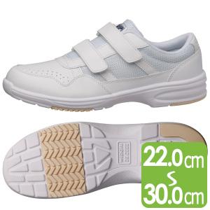 超軽量耐滑作業靴 ウルトラライトハイグリップ ULH−716 ホワイト
