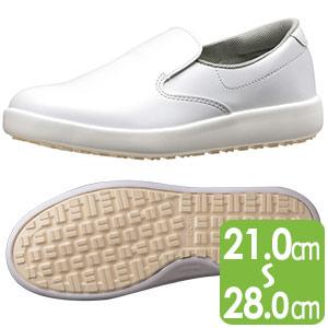 超耐滑軽量作業靴 ハイグリップ H−700N ホワイト
