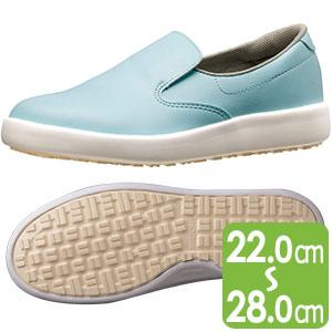 超耐滑軽量作業靴 ハイグリップ H−700N ブルー