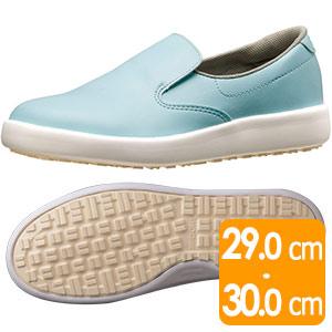 超耐滑軽量作業靴 ハイグリップ H−700N ブルー 大