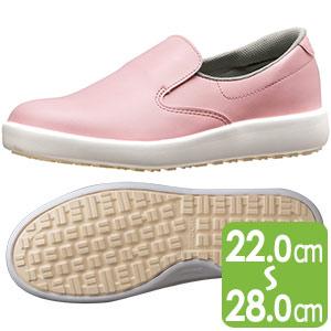 超耐滑軽量作業靴 ハイグリップ H−700N ピンク