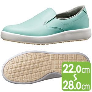 超耐滑軽量作業靴 ハイグリップ H−700N グリーン