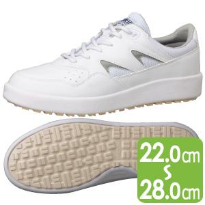 超耐滑軽量作業靴 ハイグリップ H−710N ホワイト