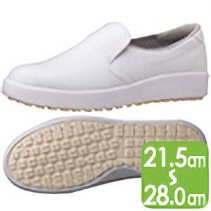 耐滑軽量作業靴 ハイグリップ H−700P ホワイト