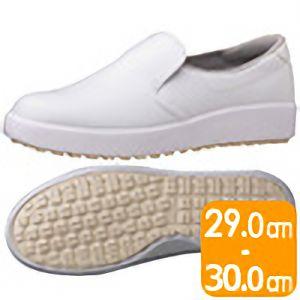 耐滑軽量作業靴 ハイグリップ H−700P ホワイト 大