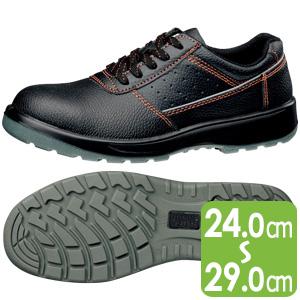 先芯入り作業靴 DSF−01 ブラック