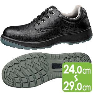 先芯入り作業靴 DSF−10 ブラック