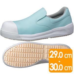 先芯入り超耐滑作業靴 HS−600CAP ブルー 大