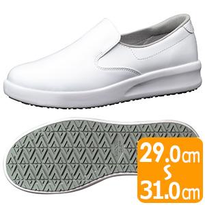 超耐滑作業靴 ハイグリップ・ザ・フォース NHF−700 ホワイト 大