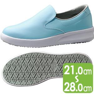 超耐滑作業靴 ハイグリップ・ザ・フォース NHF−700 ブルー