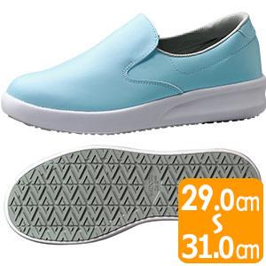 超耐滑作業靴 ハイグリップ・ザ・フォース NHF−700 ブルー 大
