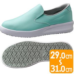 超耐滑作業靴 ハイグリップ・ザ・フォース NHF−700 グリーン 大