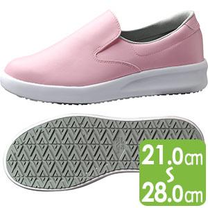 超耐滑作業靴 ハイグリップ・ザ・フォース NHF−700 ピンク