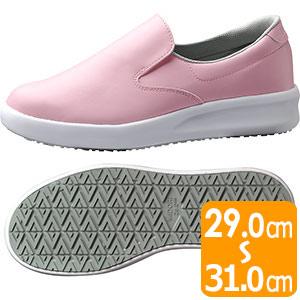 超耐滑作業靴 ハイグリップ・ザ・フォース NHF−700 ピンク 大