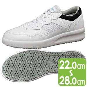 超耐滑作業靴 ハイグリップ・ザ・フォース NHF−710 ホワイト