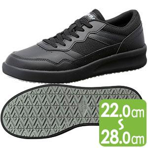 超耐滑作業靴 ハイグリップ・ザ・フォース NHF−710 ブラック