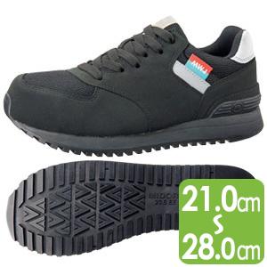 作業靴 MWJ−110A ブラック