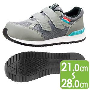 作業靴 MWJ−115 グレイ