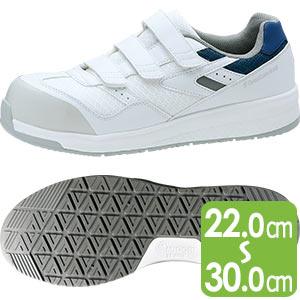 高反発作業靴 Quantum leap QL−15 静電 ホワイト