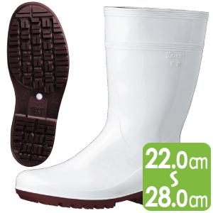 耐滑抗菌長靴 ハイグリップ HG2000Nスーパー ホワイト