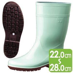 耐滑抗菌長靴 ハイグリップ HG2000Nスーパー グリーン