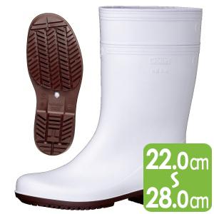 超耐滑長靴 ハイグリップ・ザ・サード NHG2000スーパー ホワイト
