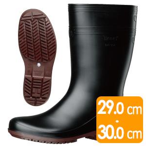 超耐滑長靴 ハイグリップ・ザ・サード NHG2000スーパー ブラック 大