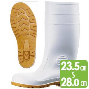 安全長靴 先芯入り W1000 ホワイト