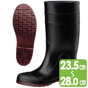 耐滑抗菌安全長靴 ハイグリップ HG1000スーパー ブラック