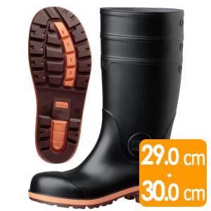 安全長靴 プロテクトウズ5 PW1000スーパー ブラック 大