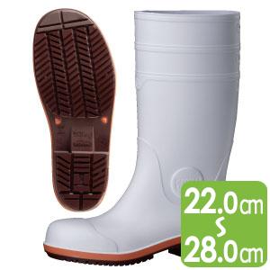 安全長靴 プロテクトウズ5 PHG1000スーパー ホワイト