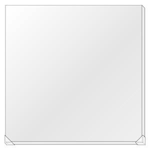 施工体系図 302−29 工事名看板無地セット