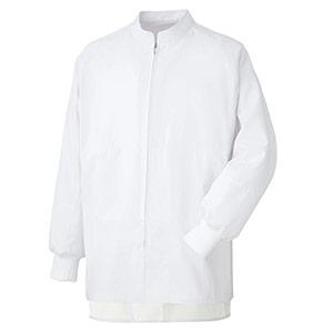 白衣 男女兼用 長袖コート MH322W 上