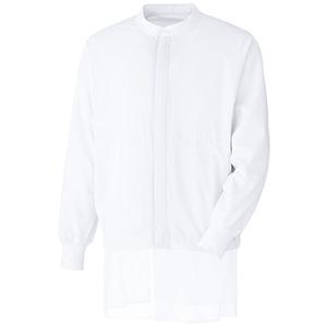 ベルデクセル 男女共用長袖ブルゾン VEH320W 上 ホワイト