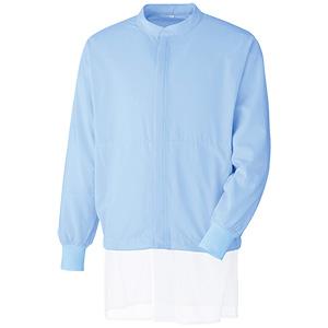 ベルデクセル 男女共用長袖ブルゾン VEH320B 上 ブルー