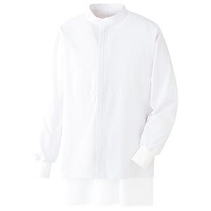ベルデクセル 男女共用長袖ジャンパー VEH322W 上 ホワイト