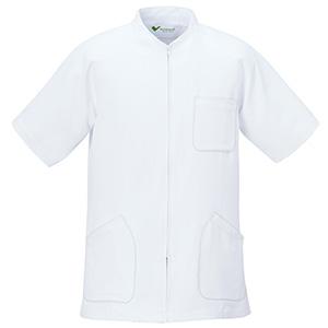 ベルデクセル 男性用ジャケット VEMG20上 ホワイト