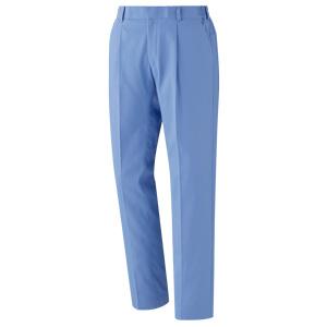 ベルデクセルフレックス 男女共用 パンツ VE663下 ブルー