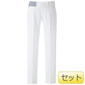 メンズ楽腰パンツセット VEMG60下 ホワイト (S〜4L)