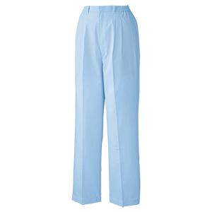 女子抗菌スラックス WH10B 下 女冬下衣 ブルー