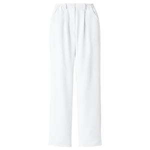 ベルデクセル 女性用イージーフレックス ストレートパンツ VEM10下 ホワイト