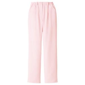 ベルデクセル 女性用イージーフレックス ストレートパンツ VEM15下 ピンク