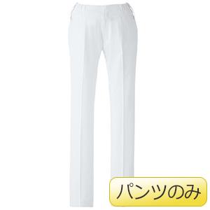 レディース楽腰パンツ単体 VEM60P下 ホワイト (S〜4L)