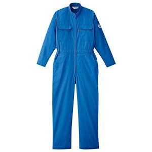 リサイクル帯電防止ツナギ RC403 ブルー