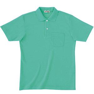 半袖ポロシャツ PS06 上 ミントグリーン