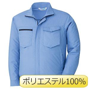 クールファン ブルゾン(ファン別売) WE23 ライトブルー 上
