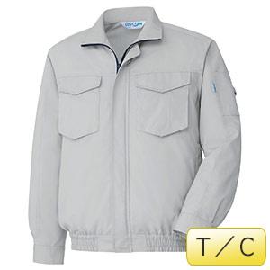 クールファン T/C ブルゾン(ファン別売) WE41 上 シルバーグレー