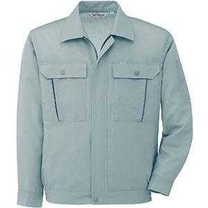ウインドフリー 清涼長袖ブルゾン RCS2616 上 グリーン